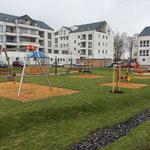 Werder, Am Zernsee,  Havelterrassen, Baujahr 2015- 2016