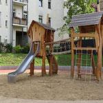 Leipzig, Bothestraße 30, Kita Montessori-Kinderhaus, Baujahr 2015