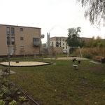 Potsdam OT Eiche, Zum düsteren Teich 26, Spielplatz, Baujahr 2016