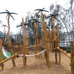 Lübbenau, Albert Schweizer Park, Spielplatz