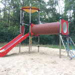 Michendorf OT Langerwisch,  Am Plan, Spielplatz,   PLZ 14552, Baujahr 2017