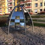 Bernau, Am Mahlbusen 71, Spielplatz, Baujahr 2016