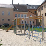 Penig, Spielplatz am Markt, Baujahr 2014