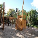 Stralsund, Baumschulenstraße, Spielplatz, Baujahr 2014