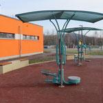 Freital OT Zauckerode, Ringstraße, Mehrgenerationenplatz