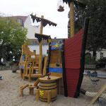 Berlin, Futranplatz, Spielplatz,Baujahr 2014