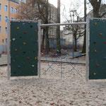Chemnitz, Lessingplatz, Spielplatz, Baujahr 2018