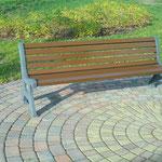 Werder (Havel), Uferpark, Bank