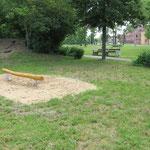 Coswig (Anhalt) Schillerpark, Spielplatz, Baujahr 2016