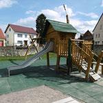 Klettbach, Spielplatz, Baujahr 2016