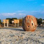 Hiddensee, Spielplatz Lehrpfad Küstendynamik