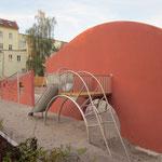 Oranienburg, Mittelstraße, Spiel-Bau und X-Move