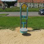Ohorn, Böhmener Weg, Spielplatz, Baujahr 2015