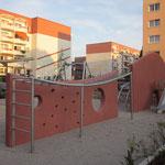 Oranienburg, Mittelstraße, Spielplatz, Baujahr 2010