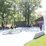 Burg, Landesgartenschau  2018,  Skateanlage