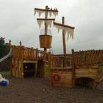 Bad Salzungen, Flößrasen,Baujahr 2014