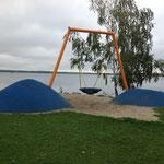 Senftenberg, Am Hafen, Spielplatz, Senftenberg, Planer: Landschaftsarchitekten Becker, Giseke, Mohren, Richard in Berlin