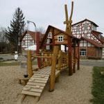 Dachwig, Lange Straße 57, Mühlenhof Bosse, Baujahr 2014
