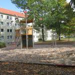 Freiberg, Forstweg 118, Spielplatz, Baujahr 2018