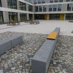 Leipzig, Max Planck Straße, Sportoberschule, Baujahr 2018