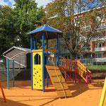 Freiberg, Tschaikowskistraße 57, Förderschule Albert Schweitzer, Baujahr 2018