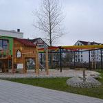 Bernau, An der Viehtrift, Kita Kindergärtnerei, Baujahr 2017