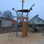 Buckautal, Steinberg 10, Spielplatz, Baujahr 2016