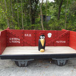 Apolda, Güterwagenbank Apolda, Baujahr 2017