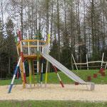 Annaberg-Buchholz, OT Cunersdorf, Waldweg 2, Waldspielplatz, Baujahr 2016