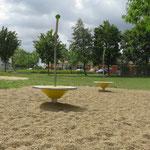 Torgau, Finkenweg, Der Drehwurm, Baujahr 2015