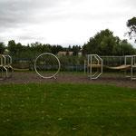 Kleinbodungen, Spielplatz der Gemeinde, Baujahr 2015