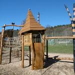 Wutha-Farnroda,  Mosbach, Spielplatz , Baujahr 2016