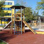 Halberstadt, Westhäuser Straße, LBZ Schule, Baujahr 2014
