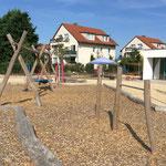 Dallgow Döberitz, Am Reitplatz 40, Kita Maulwurf, Baujahr 2017