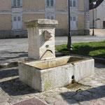 La fontaine aujourd'hui