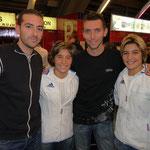 Franck, Jessica, Olivier, Sabrina !