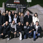 L'ESEI Karaté en compagnie de nos amis karatéka provençaux présents pour l'occasion.