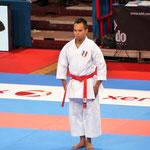 Minh Dack, notre représentant National Kata individuel masculin, obtient la médaille d'argent !