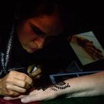 Manvi Henna Artist, Foto: Sabine Begett