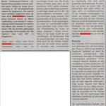 Artikel over een reünie van Tricotagefabriek Labora.