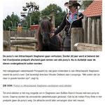 21-09-2017 Attractiepark Slagharen verhuist pony's.