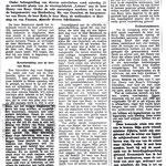 Artikel over de verkoop van Tricotagefabriek Labora, 1957.
