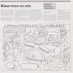 1997 04 03 Kleurwedstrijd Attractiepark Slagharen.