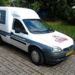 2012 Slagharen Themepark & Resort, Opel Combo, kenteken, 63-VD-TH, voor zover bekend in gebruik bij de Huishoudelijke Dienst van het park