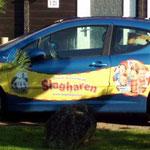 2012 Vakantie- en Attractiepark Slagharen, Promotieauto