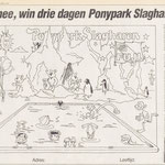 19870-13 Ponypark Slagharen: Kleur mee Fujibad
