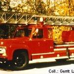 1978 Dit voertuig, Ford F620, met kenteken RB-84-46, is destijds overgekocht van het brandweerkorps Sliedrecht en toegevoegd aan het wagenpark van Ponypark Slagharen.
