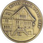 """Medaille """"Rotes Haus in Dornbirn"""""""