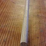 Holzstab für den Arm