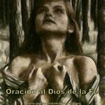 EL PODER DE LA FE - ORACIÓN PODEROSA PARA EL DIOS DE LA FE